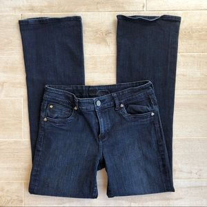 Kut from the Kloth Dark Denim Bootcut Jeans 8